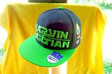 BRAND NEW W/TAGS-LOONEY TUNES,(MY FAVORITE)MARVIN THE MARTIAN EMBROIDERED CAPhat