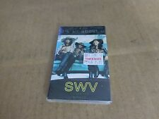 SWV IT'S ALL ABOUT U FACTORY SEALED CASSETTE SINGLE