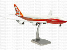 "4050 Boeing House Colors ""Rollout"" 747-8 (Inflight) Hogan Wings 1:200"