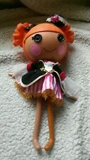 "Lalaloopsy peggy swen seas pirate doll w orange hair 12"" toy lovely"