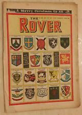 Comic-THE ROVER, No.1435, 27th December 1952 - SCHOOL BADGES