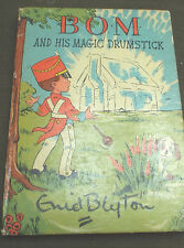 BOM The Little Toy Drummer And His Magic Drumstick 2 Enid Blyton Paul-Hoye 1956