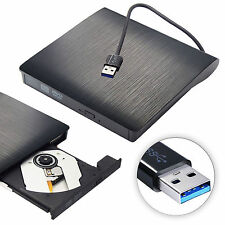 External USB3.0 BD-ROM DVD CD±RW R Writer Burner Drive Reader Laptop PC Air iMac