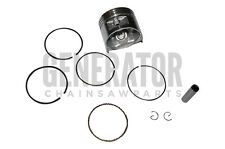 Piston Kit w Rings Baja Motorsports BLITZ RACER Viper Dirt Bug Mini Bikes 97CC