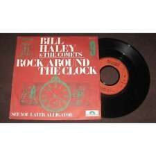 BILL HALEY - Rock Araound The Clock French PS Special Disc Jockey 9