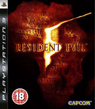 Resident Evil 5 ~ PS3  (in Great Condition)