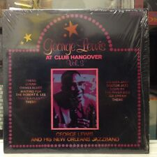 NM LP~GEORGE LEWIS And HIS NEW ORLEANS JAZZBAND~At Club Hangover Vol.Volume 3~