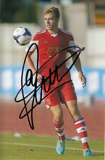 SOUTHAMPTON HAND SIGNED CALUM CHAMBERS 6X4 PHOTO 9.