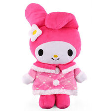 GENUINE JAPAN SANRIO MY MELODY CUTE 3D PLUSH DOLL COVER + HOT WATER BOTTLE
