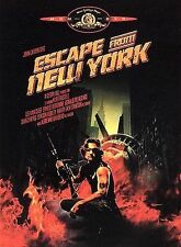 Escape from New York Classic Action Future Apocalypse Grindhouse Movie DVD