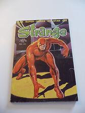 Comics Français en  EXCELLENT ETAT   Lug     Strange    N° 38