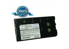 6.0V battery for Sony CCD-TR385E, CCD-TR70, CCD-F402, CCD-TR707E, CCD-F555, CCD-