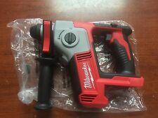"MILWAUKEE 2612-20 5/8"" ROTARY HAMMER DRILL Cordless  Tool Only 7105-1"