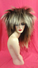 80s TINA TURNER DAVID BOWIE LABRYNTH Costume DragQueen Blonde Black Brown Auburn