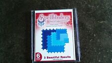 SPELLBINDERS SMALL CLASSIC INVERTED SCALLOPED SQUARES S4-197