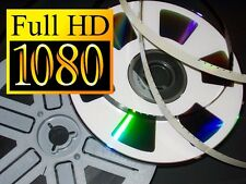 HD Cine Projector Film To DVD TRANSFER SERVICE Super 8 Std 8mm Frame Scanning