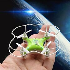 Radio Control M9912 2.4GHz 6 Axis Gyro Drone 3D Fly LED Light Mini RC Quadcopter