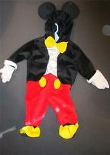 Disney Mickey Mouse Halloween Dress Up Costume 6 months size NWT