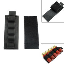 New Actical Airsoft 5 Round Shotgun Shell Ammo Carrier Holder Pouch Hunting