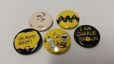 SDCC Comic Con 2016 EXCLUSIVE Charlie Brown Pin set -   Peanuts / Snoopy