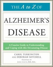 The a to Z of Alzheimer's Disease (Library of Health and Living)-ExLibrary