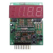 4-Digit Programmable Counter for Down-Counting ( Kit_148 )