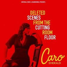 CD Deleted Scenes From The Cutting Room Floor von Caro Emerald Swing Retro Torch