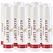 Bulk of 12 Forever Living Aloe Lips with Jojoba ($3.50 each)
