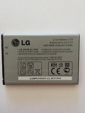 NEW OEM LG LGIP-400N OPTIMUS C M S GX200 P505 PHOENIX P506 P509 THRIVE BATTERY