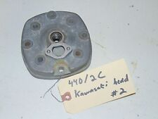 Used Vintage Kawasaki Snowmobile 440 Intruder Cylinder Head 440/2C