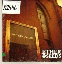 (CP76) Ether Seeds, Save Your Own Life - 2003 DJ CD