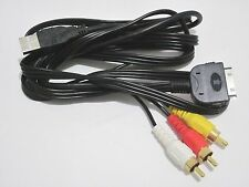 CLARION CCA748 iPOD iPHONE CABLE FOR VZ401 NEW F1