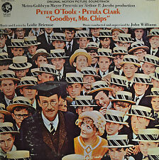 "OST - GOODBYE, MR CHIPS - LESLIE BRISCUSSE  12""  LP (Q875)"