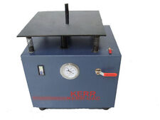 Vacuum Jewelry Removing Air Bubbles Casting Machine Fr Plaster Mold 220V A