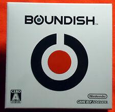 Boundish - bitGenerations - complete - Nintendo Game Boy Advance GBA / DS