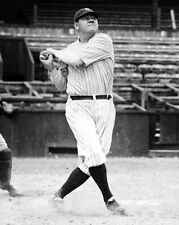 1930 New York Yankees BABE RUTH Glossy 16x20 Photo Baseball Print Poster