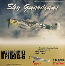 "Witty WIngs - 1/72 Messerschmitt bf109G-6 duI./JG27 ""Diecast"" - 72003-014"