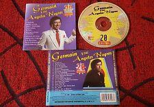 Latin Soul GERMAIN Y SUS ANGELES NEGROS **20 Exitos** ORIGINAL 1990 Mexico CD