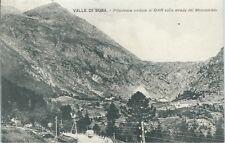 Valle di Susa - Torino - Bar - Strada del Moncenisio - Cartolina Viaggiata 1928