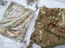 SUPER RARE SAS issue MTP MULTICAM WINDPROOF GABERDINE TROUSERS x waist belt NEW