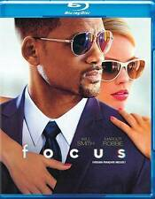 Focus Blu-ray/DVD, 2015, 2-Disc Set, Canadian - DISC IS MINT