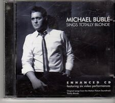 (FD346C) Michael Bublé, Sings Totally Blonde - 2008 ECD