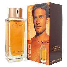 Altamir for Men by Ted Lapidus 4.16 oz EDT Eau de Toilette Spray New in Box