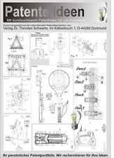 Polizei Technik Patente HighTec auf über 800 Seiten