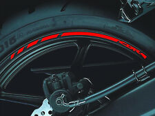 2015 HONDA CBR 1000RR 600RR 17-inch Wheel Rim Stickers Stripe Decals Vinyl Set