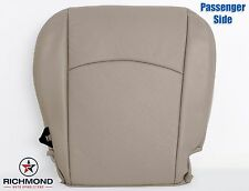2013-2016 Dodge Ram Sport -Passenger Bottom PERFORATED Leather Seat Cover Tan