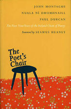 The Poet's Chair: Durcan, Montague, Ni Dhomhnaill: Ireland Chair of Poetry Lectu
