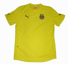Villarreal CF Shirt Home 2011/12 Puma M Camiseta