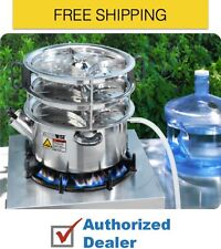 New Waterwise 1600 Non-Electric Water Distiller, Free Shipping