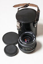 TESTED MC Pentacon auto 2.8/29 29mm f/2.8 M42 Canon, Praktica, Pentax. Near MINT